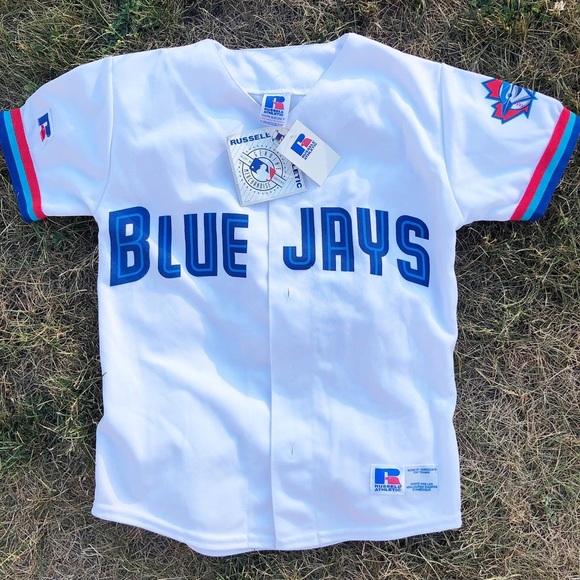 Vintage Russell Athletics Toronto Blue Jays Jersey